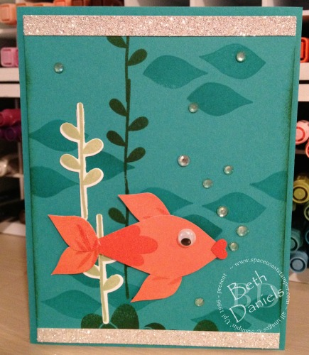 Flower Patch Fish