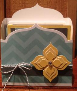 Happy Hello Note Card Box