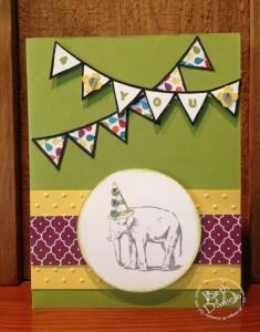 Elephant Birthday 1