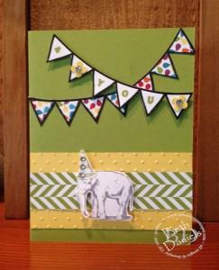 Elephant Birthday 2