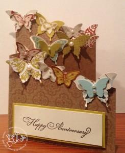 Butterfly Z-fold