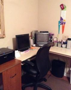 Stamp Room Computer Corner