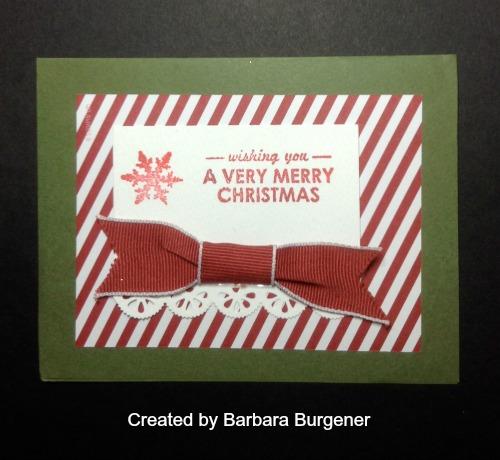 Barbara's card