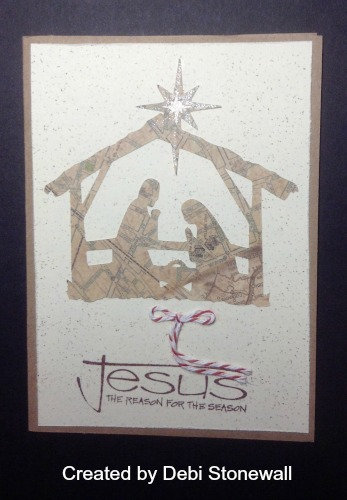 Debi's card