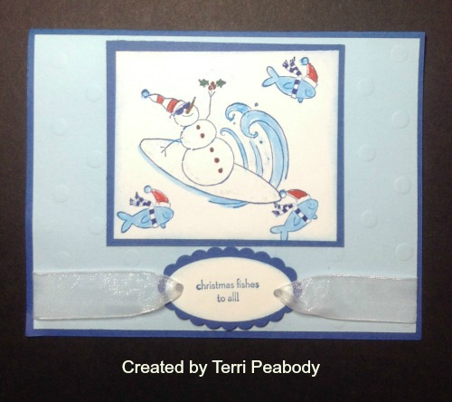 Terri's card