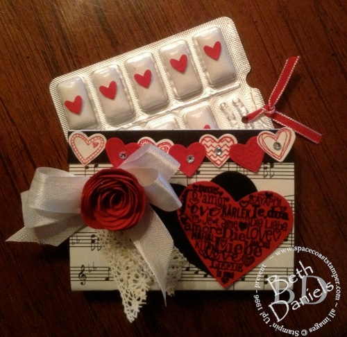 Valentine Gum Treats