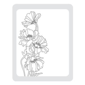 flower-garden-textured-impressions-embossing-folder