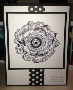 My zentangle