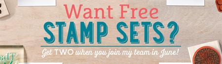 Free Stamp Sets