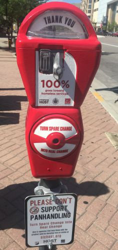 homeless meter