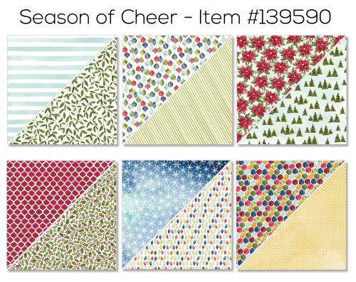 Stampin-Up-Season-of-Cheer-Designer-Series-Paper