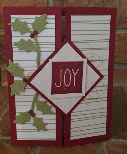 Carol H's card