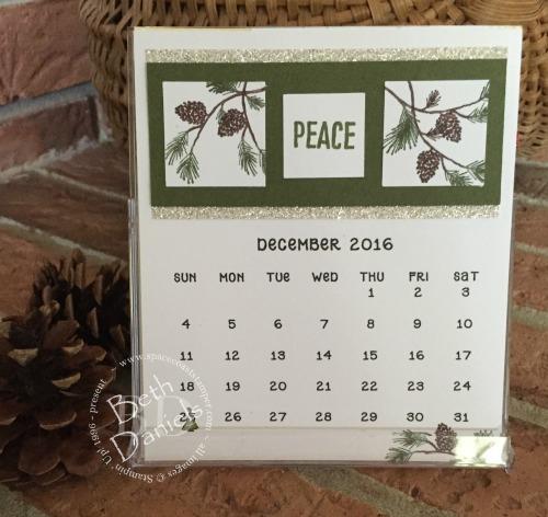 CD Calendar Dec