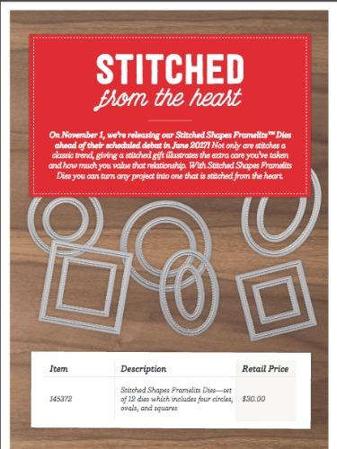 stitched framelits